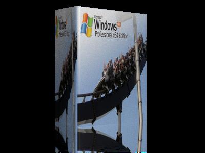 baixar capa Windows XP Profissional x64 Edition + Serial