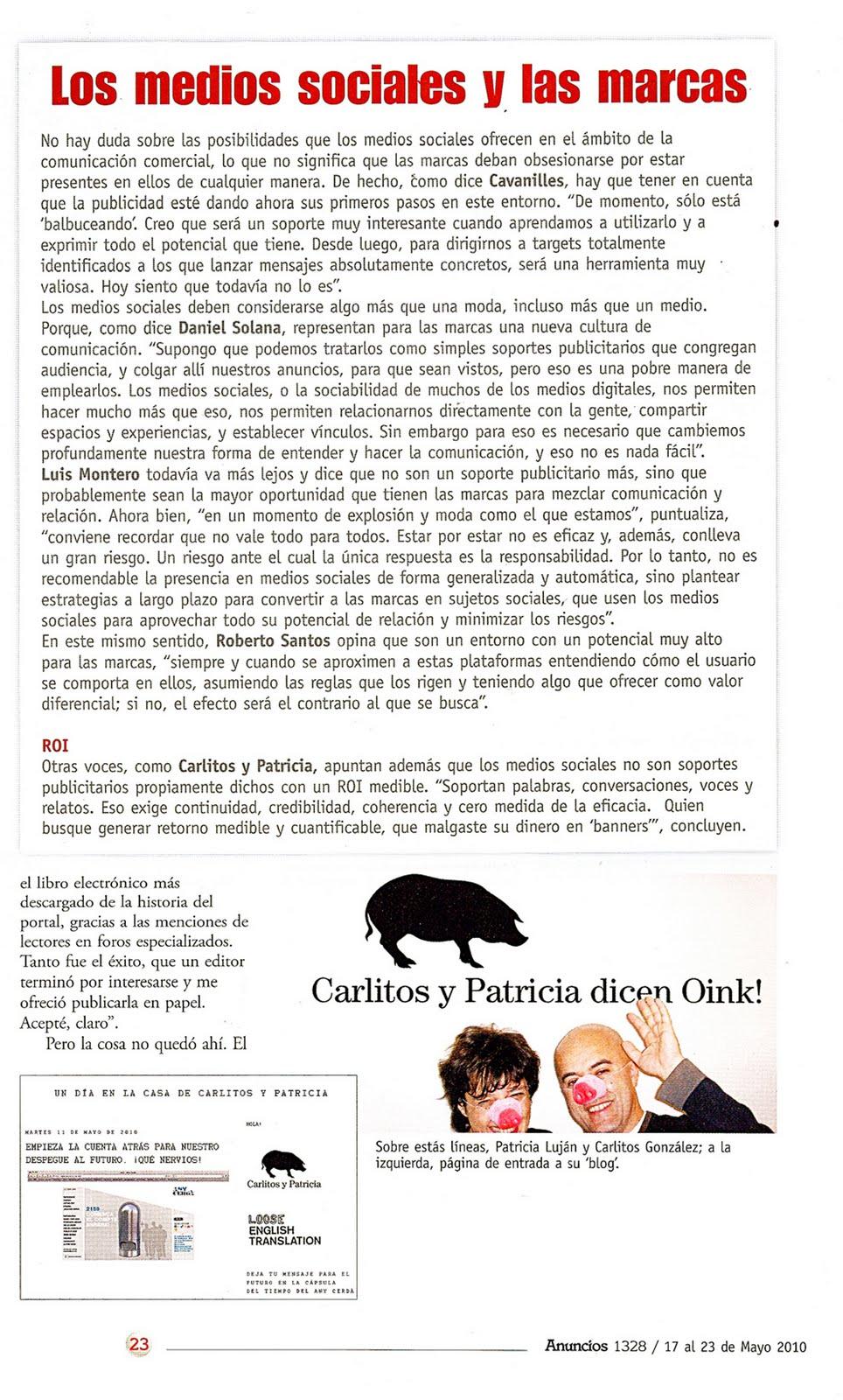 Un D A En La Casa De Carlitos Y Patricia Lapidando Frases