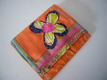 carteira flor Ref.: #013