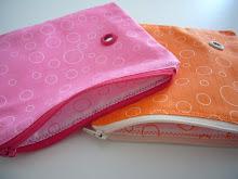 bolsa para cosméticos Ref.: #012 e #013