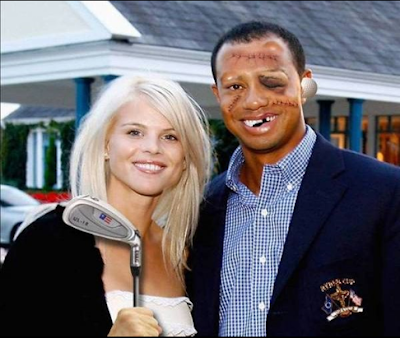 tiger woods scandal. Have a Merry Tiger Woods