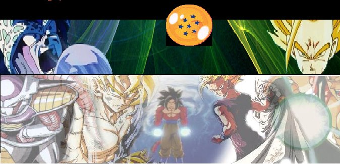 DRAGON BALL, Z Y GT