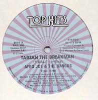 Afro Joe The Bangos Tarzan The Breakman