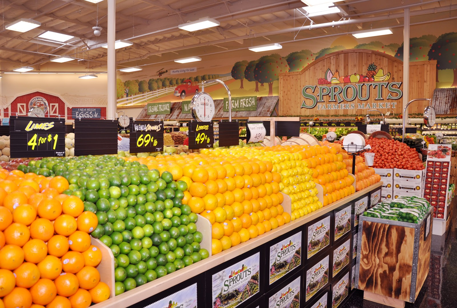 Food and fort worth sprouts farmers market new in fort for Fish store fort worth