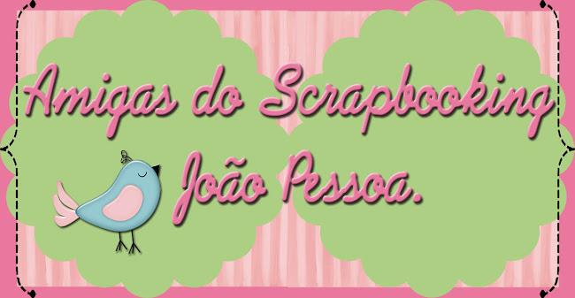 Amigas do Scrapbook João Pessoa