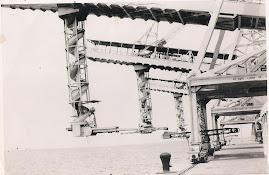 Muelle Petroquímico en El Tablazo... para cargar gandolas