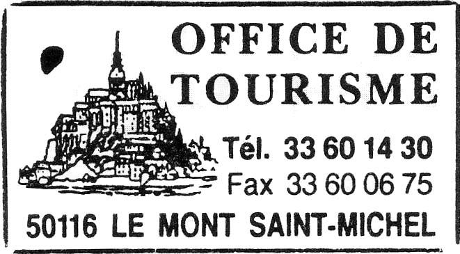 Brevet des provinces fran aises bpf bcn 25 mont saint michel - Office tourisme mont st michel ...