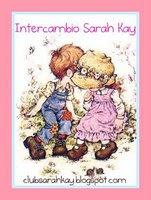 Primer intercambio Sarah Kay