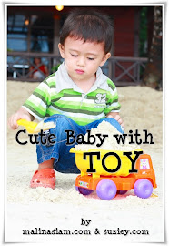 Penganjur Cute Baby With TOY Contest