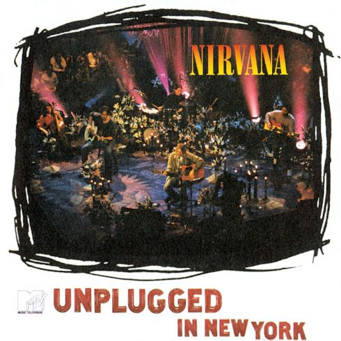 Cd nirvana – mtv unplugged in new york – 1994