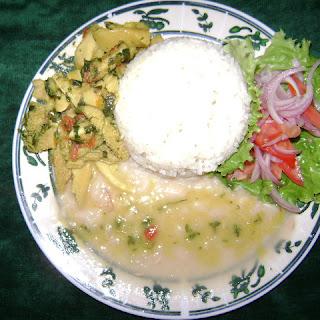 Cocina Peruana - Cau cau
