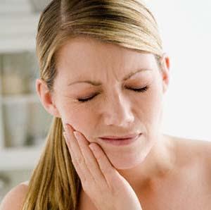 Como aliviar el dolor de diente