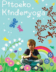 doing Yoga with kids