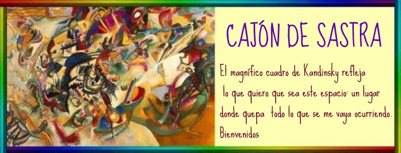 CAJÓN DE SASTRA