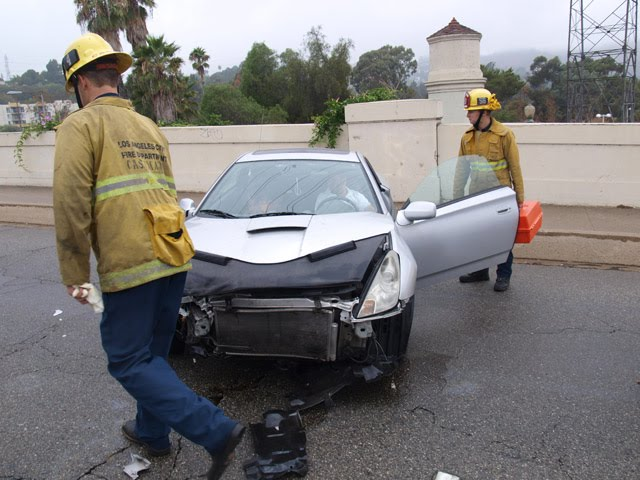 Insurance Pays For Totaled Car To Loan Company