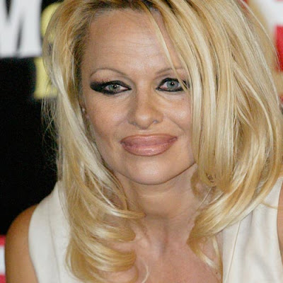 pamela anderson fuck video. When Pamela Anderson made her