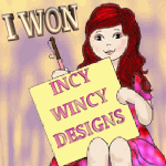 Thank you Incy Wincy!