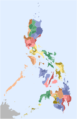 nys of philippine kinds maps rivers map online
