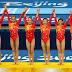 Federação chinesa define equipe feminina para o Mundial
