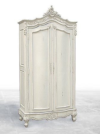 Shabby Chic Armoire nicky cornell: the french furniture blog: shabby chic armoires