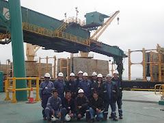 Curso de CORROSIÓN en la empresa minera de ANTAMINA