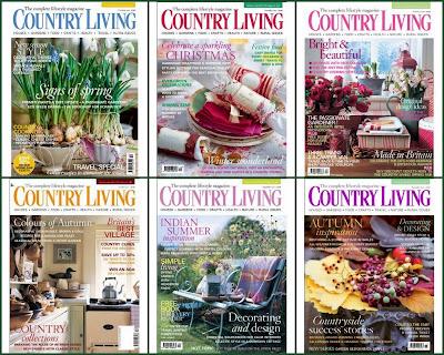 Country Living Magazine British Edition