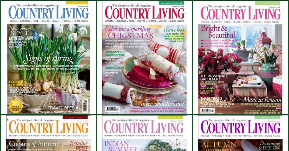 Rose Hill Farm Country Living Magazine British Edition
