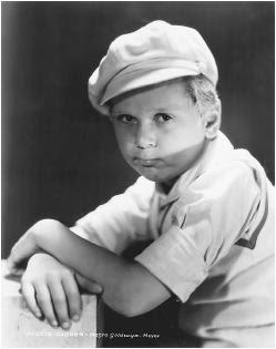 Jackie cooper actor