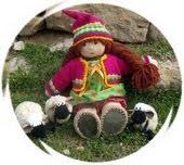 Марчела с трите овце