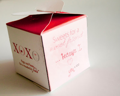 The Giving Madam Valentine Box