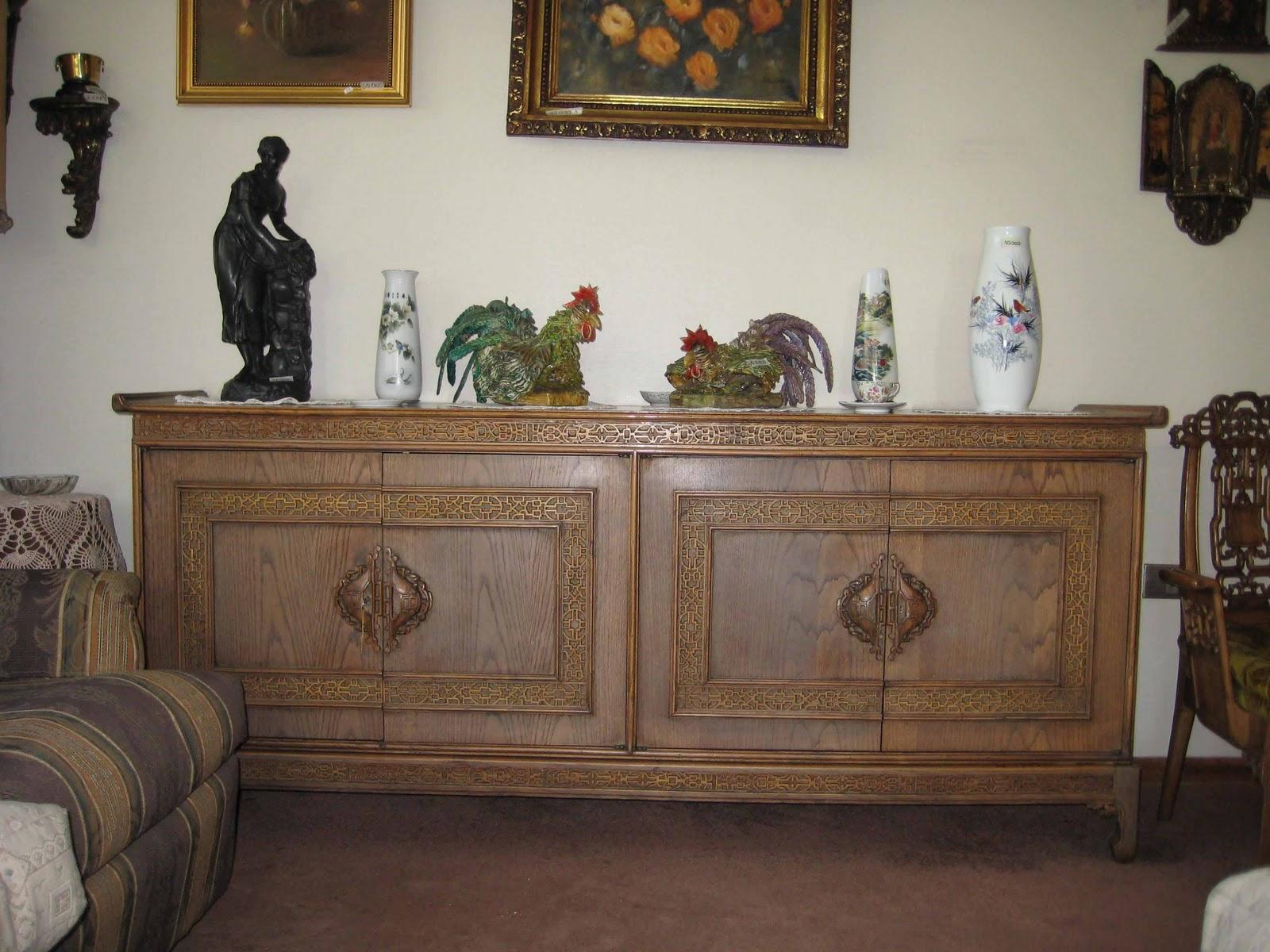 Venta de muebles venta de muebles adornos loza copas - Mueble chino antiguo ...