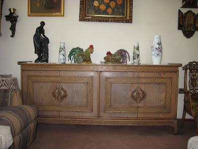 Venta de muebles venta de muebles adornos loza copas - Muebles el rastro ...
