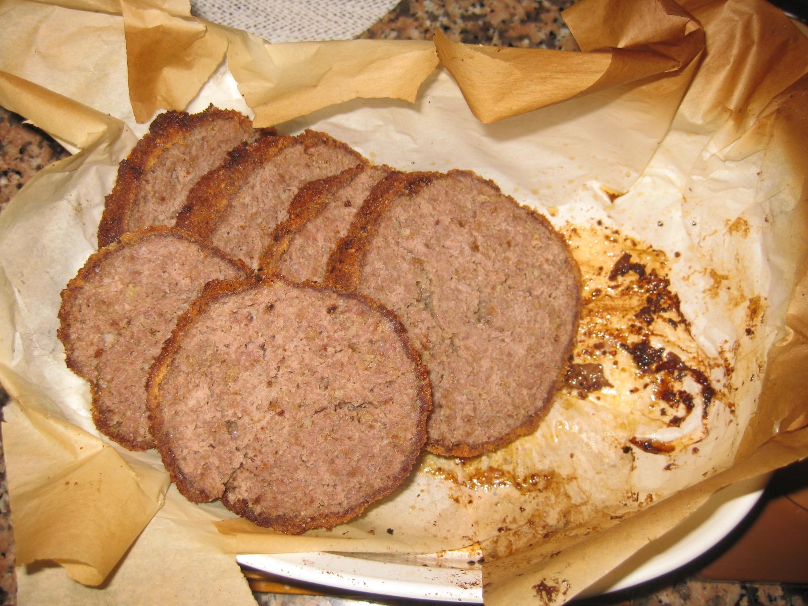 PASTICCIANDO NELLA NOSTRA CUCINA: Polpettone Di Carne Con Patate Al  #B97A12 1600 1200 Polpettone Classico Cucina