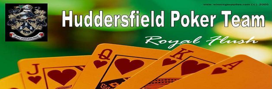 Huddersfield Poker Team