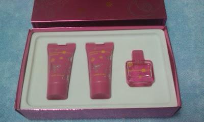 Ecavadorshop: Perfume Set