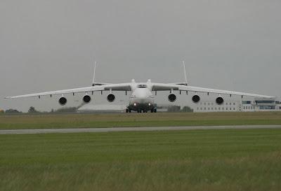 El avion mas grande y pesado del mundo