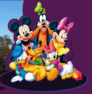Mickey Mouse Puzzle Oyunu 