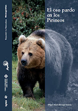 El oso pardo en los Pirineos. Migel Mari Elosegi Irurtia