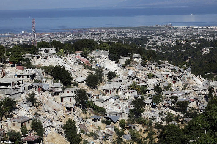 HAITI AFTER THE CATASTROPHIC EARTHQUAKE