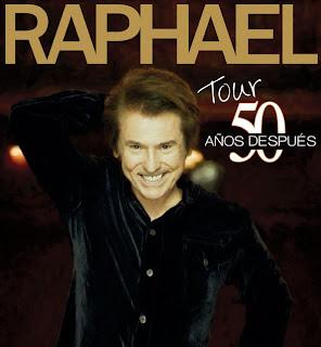 Raphael 50 años