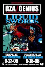 """GZA performing the Album """"Liquid Swords"""""""