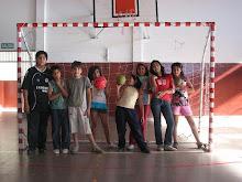 el futuro del handball en cente