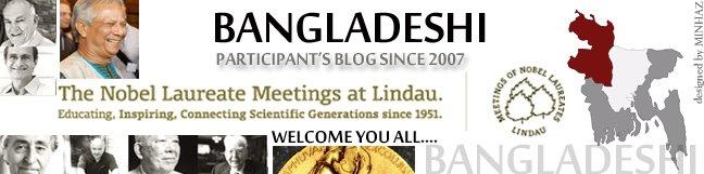 Bangladeshi at Lindau: Participant's Blog
