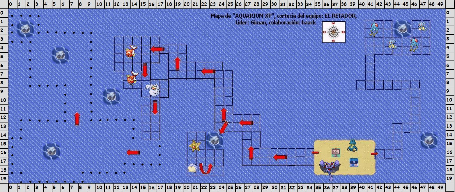 mapas de pokemon negro Aquarium_