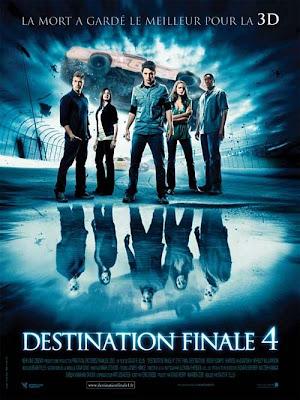 Destino final 4 (2009) DVDRip Latino