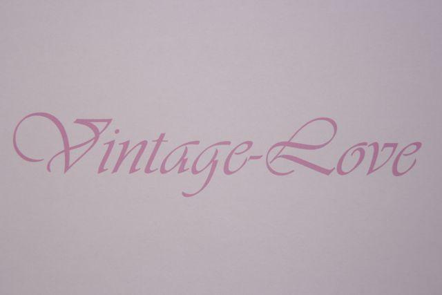 Vintage-Love