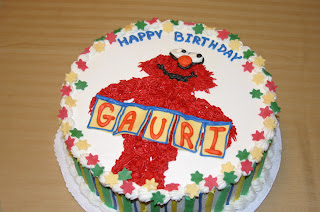 Cake Images With Name Gauri : Forever Mommy: Letter to Gauri on her 2nd Birthday