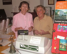 Volunteers at the Museum