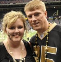 Saints Fans For Sure!