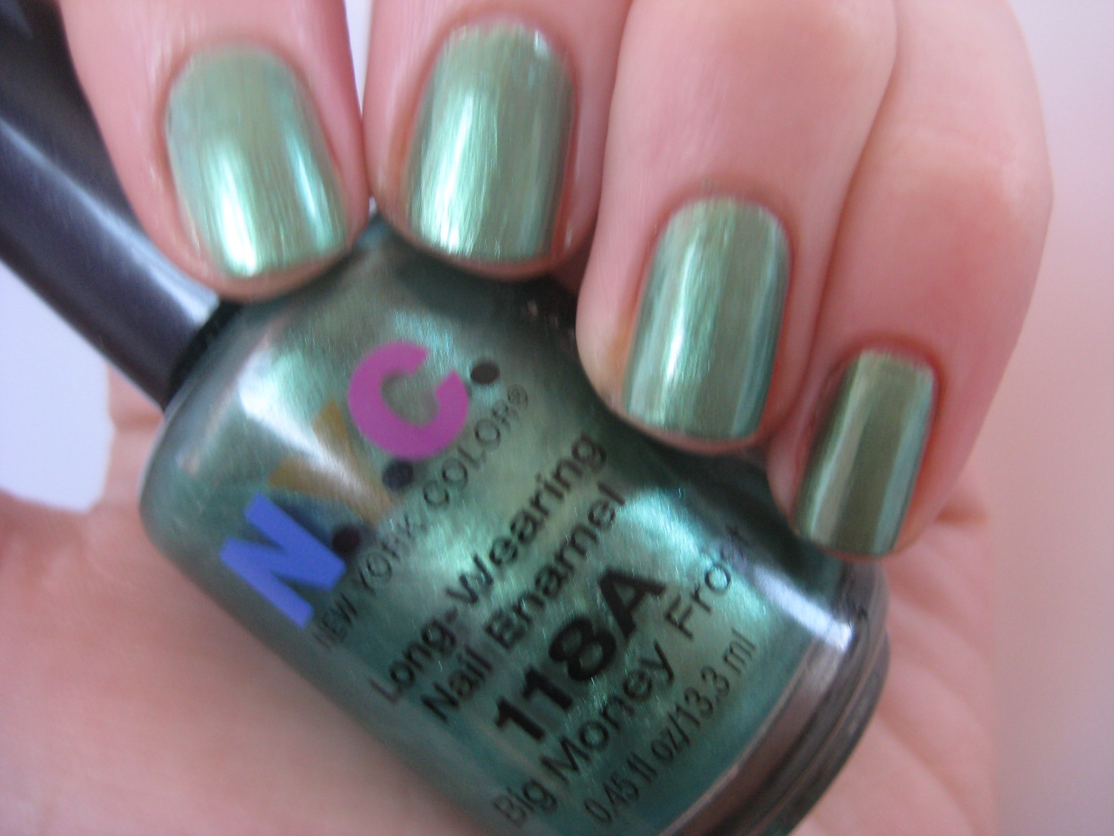 Nails for Life: N.Y.C. Big Money Frost